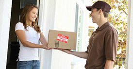 Sunshine Coast Conversions offer a free pickup & delivery service on orders over $66